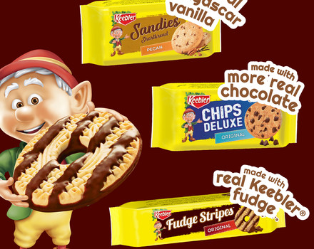 Keebler Made With Real