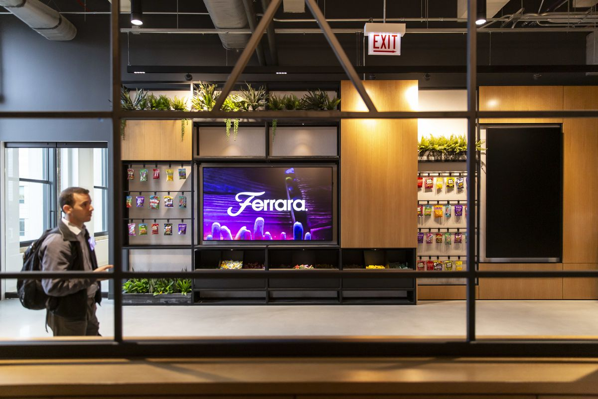 Ferrara corporate office in downtown Chicago