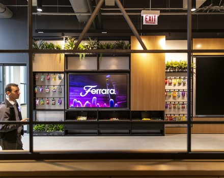 Picture of Ferrara's Corporate office in downtown Chicago