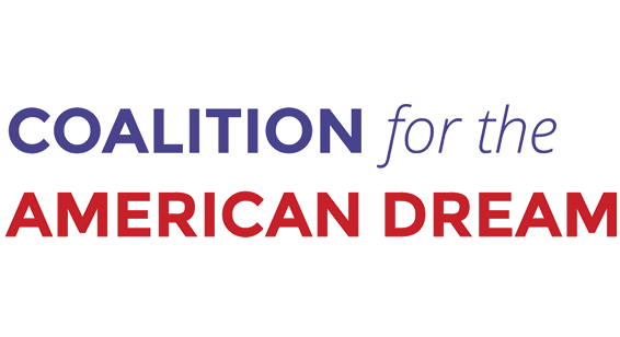 Coalition for the American Dream Logo